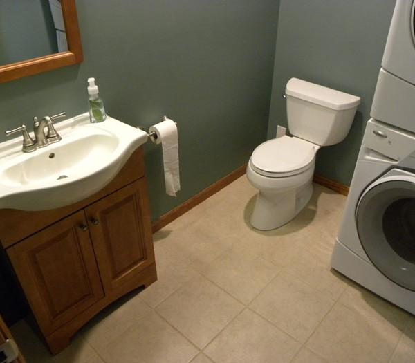 Laundry Room - Bathroom